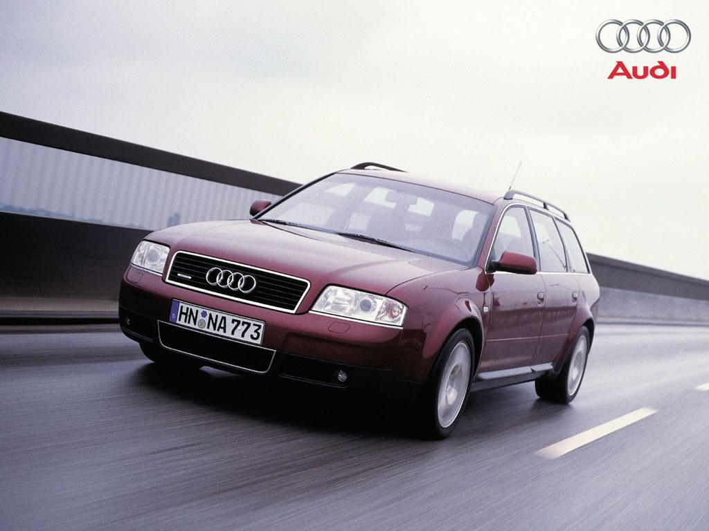 Audi A6 Avant (4B, C5)