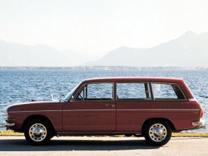 Audi75 Variant (1968)