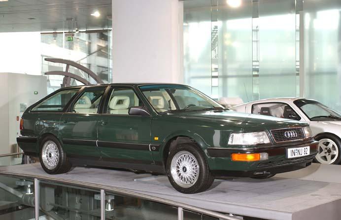 AUDI V8 Avant