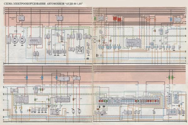 Схема источника бесперибойного