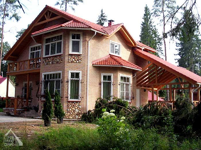 Загородные дома цены и фото